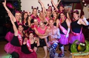 Frauentag Stripper buchen Manstrip Show