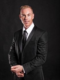 Stripper Vince als Gentleman buchen.